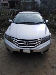 car honda city 2014 khushab 27625