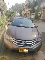 Car Honda City 2015 Karachi