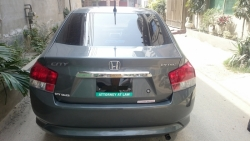 Car Honda City 2015 Lahore
