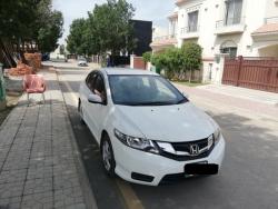 Car Honda City 2017 Lahore