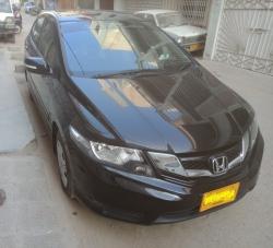 Car Honda City 2018 Karachi