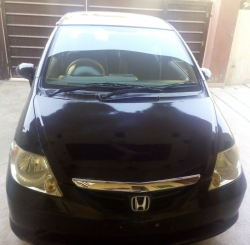 Car Honda City exi 2005 Lahore