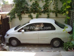 Car Honda City idsi 2003 Islamabad-Rawalpindi