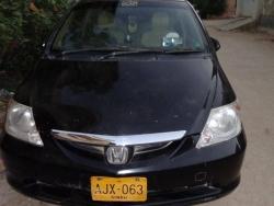 Car Honda City idsi 2005 Karachi