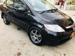 Car Honda City idsi 2005 Karachi
