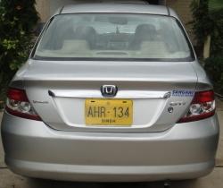 car honda city idsi 2005 lahore 23919