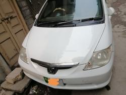 Car Honda City idsi 2005 Lahore
