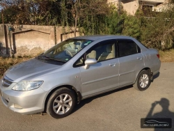 Car Honda City idsi 2007 Lahore