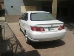 Car Honda City idsi 2007 Multan