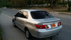 Car Honda City idsi 2008 Islamabad-Rawalpindi