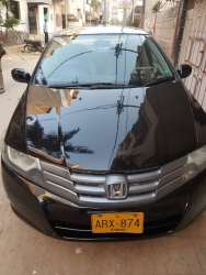 Car Honda City idsi 2009 Karachi