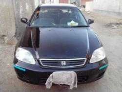 Car Honda Civic 2014 Karachi