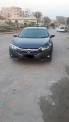 Car Honda Civic 2017 Islamabad-Rawalpindi