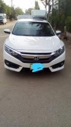 Car Honda Civic 2017 Karachi