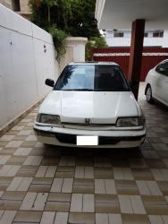 car honda civic exi 1990 karachi 26978