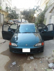 Car Honda Civic exi 1995 Karachi
