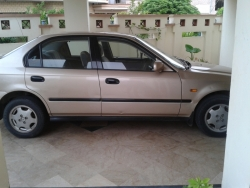 Car Honda Civic exi 1998 Islamabad-Rawalpindi