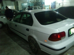 Car Honda Civic exi 1998 Lahore