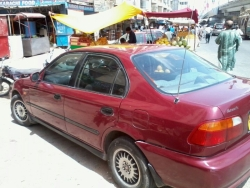 Car Honda Civic exi 1999 Karachi