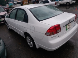 Car Honda Civic exi 2002 Faisalabad