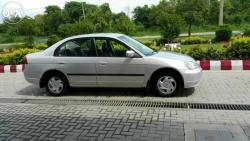 car honda civic exi 2002 islamabad rawalpindi 25053