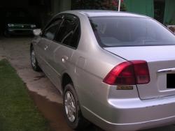 Car Honda Civic exi 2002 Multan
