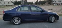 car honda civic exi 2003 multan 26037