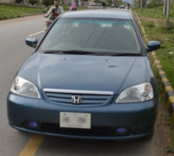 Car Honda Civic exi 2004 Islamabad-Rawalpindi