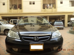 Car Honda Civic exi 2005 Karachi