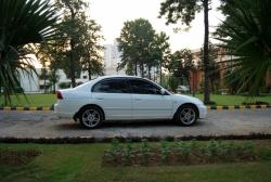 Car Honda Civic prosmetic 2002 Islamabad-Rawalpindi