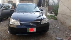Car Honda Civic prosmetic 2003 Lahore