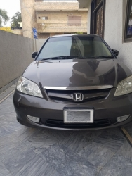 Car Honda Civic prosmetic 2005 Islamabad-Rawalpindi