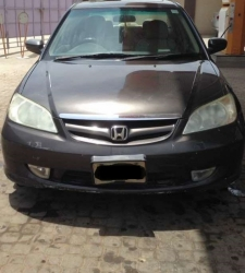 Car Honda Civic prosmetic 2005 Karachi