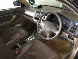 Car Honda Civic prosmetic 2005 Lahore