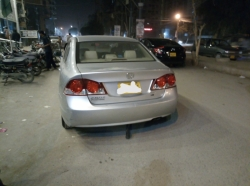 Car Honda Civic prosmetic 2006 Karachi