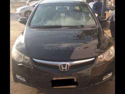 Car Honda Civic prosmetic 2007 Karachi