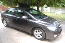 Car Honda Civic prosmetic 2007 Lahore