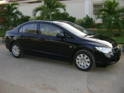 Car Honda Civic prosmetic 2008 Islamabad-Rawalpindi