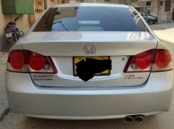 Car Honda Civic prosmetic 2008 Karachi
