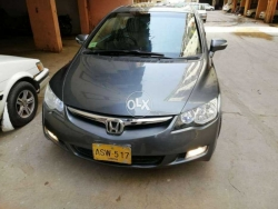 Car Honda Civic prosmetic 2010 Islamabad-Rawalpindi