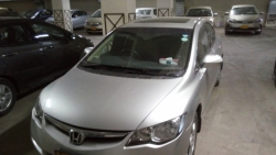 Car Honda Civic prosmetic 2010 Karachi