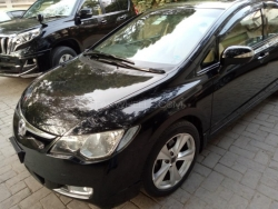 Car Honda Civic prosmetic 2010 Lahore