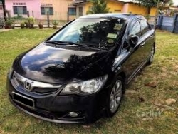 Car Honda Civic prosmetic 2011 Karachi