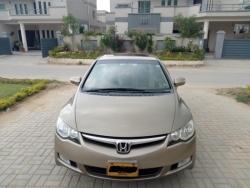 Car Honda Civic prosmetic 2011 Karachi