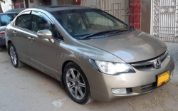 Car Honda Civic prosmetic 2011 Islamabad-Rawalpindi