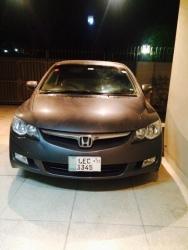 Car Honda Civic prosmetic 2011 Lahore