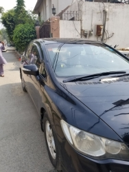 Car Honda Civic prosmetic 2011 Lahore