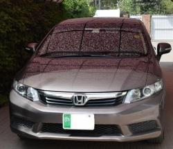 Car Honda Civic prosmetic 2012 Lahore