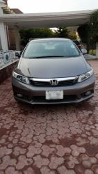 Car Honda Civic prosmetic 2013 Faisalabad