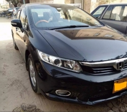 Car Honda Civic prosmetic 2013 Islamabad-Rawalpindi